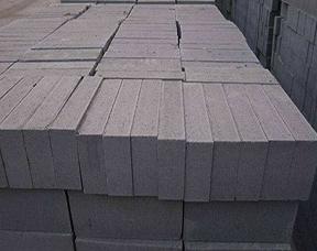 加气配砖规格