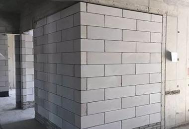 高精砌块展示